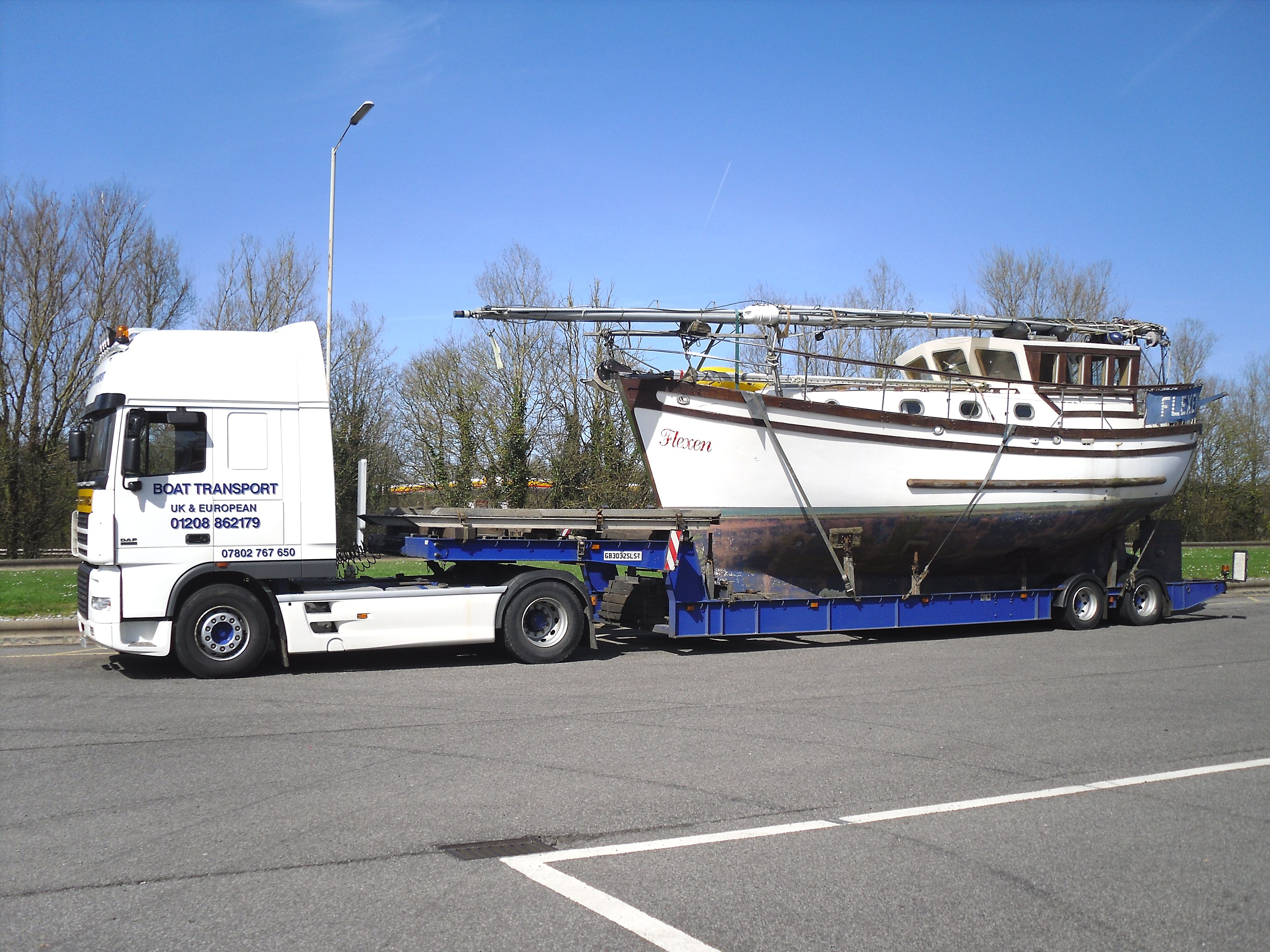 Gallery - Andersons Boat Transport
